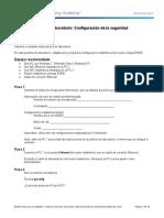 10.2.4.10 Práctica de Laboratorio Configuración de La Seguridad Inalámbrica