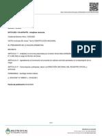 Decreto 118-2021