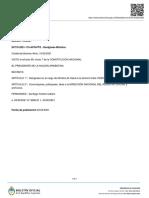 Decreto 119-2021