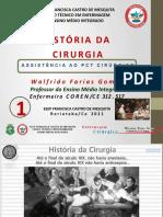 (1) AULA História da Cirurgia 2021