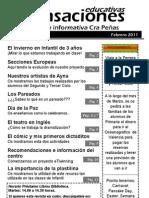 Revista Escolar Sensaciones Educativas nº14