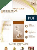05-El Sistema de Suceción Discipular y Las Cuatro Sampradayas