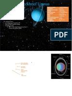 Steckbrief Uranus