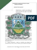 DECRETO_50_2019_regulamenta registro preços
