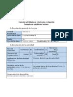 GUÍA 1- LOS ADVERBIOS. LENGUA CASTELLANA
