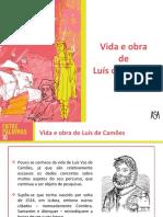 Vida e obra de Luís de Camões