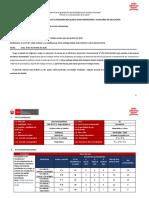 INFORME MENSUAL DE ACTIVIDADES DEL DOCENTE [NOVIEMBRE 2020]