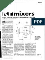Artigo   sobre Mixers  Joseph Carr