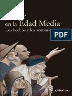 Emilio Mitre - Morir en La Edad Media. Los Hechos y Los Sentimientos (, Cátedra) - Libgen.lc