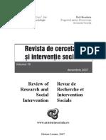 RCIS nr 19 din 2007-criminologie