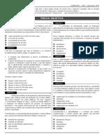 2019 - TJBA - Conciliador - Caderno de Prova