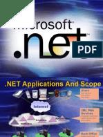 DotNET-Framework-Overview SP Beniwal