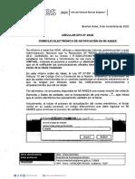 Dpa 49-20 Domicilio Electronico de Notificacion en Mi Anses