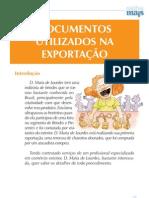 SEBRAE Documentos utilizados em exportação