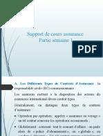 Support de cours assurance s1
