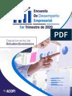 ENCUESTA-DE-DESEMPEÑO-EMPRESARIAL-PRIMER-TRIMESTRE-2020