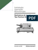 RTHD-IOM Parafuso
