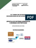 APOSTILA DE HIDRONICOS E BOMBAS IME SINDRATAR