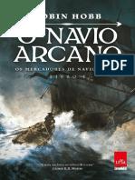 O Navio Arcano - Robin Hobb