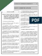 Reglement No 16-02 Du 21 Avril 2016 Fixant Le Seuil de Declaration d Importation Et d Exportation de Billets de Banque