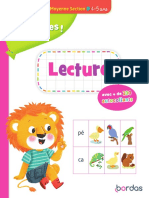 Lecture Moyenne 4-5ans