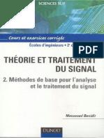 Théorie Et Traitement Du Signal, Tome 2 - Cours Et Exercices Corrigés ( PDFDrive )