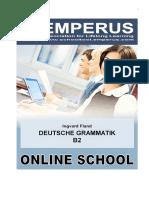 Deutsche Grammatik B2 - Emperus