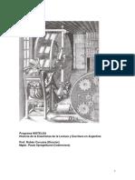 Cucuzza y Spregelburd-Programa Histelea