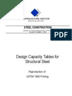 Design capacity tables for structural steel_sc_v27_n4