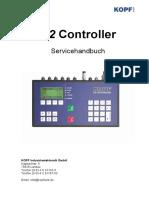 Servicehandbuch