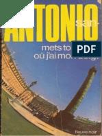 084 - Mets Ton Doigt Où j'Ai Mon Doigt (1974)