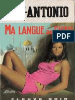073 - Ma Langue Au Chah (1969)