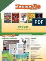 mushroom Info 2011