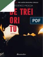 Federico Moccia - De Trei Ori Tu Prima Parte