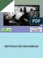 Sistemas de Bolsas de Aire y Pretensores de Cinturones de Seguridad.V