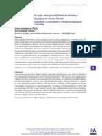 PAULA, Bruno H. de; VALENTE, José a. Jogos Digitais e Educação - Uma Possibilidade de Mudança Da Abordagem Pedagógica No Ensino Formal