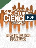 Apostila - ClubedeCinciasGuiadeexperimentoseprticas
