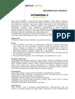 Vitamina C Efeitos Na Pele