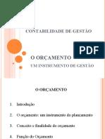 2.Orçamento