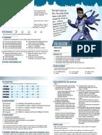 Masks - A New Generation - Playbooks ESPAÑOL V1