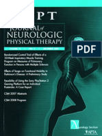 neuro physiotherapy