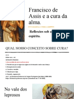 Francisco de Assis e a cura da alma