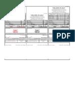 Professionl Tax challan (Employee)