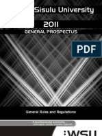 general prospectus 2011 final
