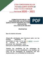 ?5TA SESIÓN FORMATOS EDITABLES 20-21