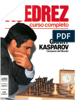 Kasparov Garry - Ajedrez Curso Completo 5 - Ed Planeta Agostini - 1990 - 286p