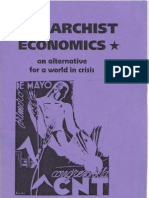 Anarchist Economics - Abraham Guillen
