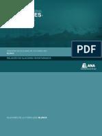 Inventario Nacional de Glaciares y Lagunas-Cordillera Blanca