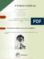 ESTRUCTURA CLINICAS