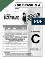 PROVA_BB2009_CAD_C